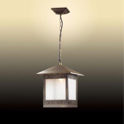 Светильник Odeon light 2644/1Подвесные<br>Обеспечение качественного уличного освещения – важная задача для владельцев коттеджей. Компания «Светодом» предлагает современные светильники, которые порадуют Вас отличным исполнением. В нашем каталоге представлена продукция известных производителей, пользующихся популярностью благодаря высокому качеству выпускаемых товаров.   Уличный светильник Odeon light 2644/1  не просто обеспечит качественное освещение, но и станет украшением Вашего участка. Модель выполнена из современных материалов и имеет влагозащитный корпус, благодаря которому ей не страшны осадки.   Купить уличный светильник Odeon light 2644/1 , представленный в нашем каталоге, можно с помощью онлайн-формы для заказа. Чтобы задать имеющиеся вопросы, звоните нам по указанным телефонам. Мы доставим Ваш заказ не только в Москву и Екатеринбург, но и другие города.<br><br>S освещ. до, м2: до 7<br>Тип цоколя: E27<br>Количество ламп: 1<br>Ширина, мм: 290<br>MAX мощность ламп, Вт: 100<br>Высота, мм: 828<br>Цвет арматуры: коричневый