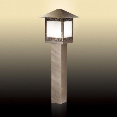 Светильник уличный Odeon light 2644/1AУличные светильники-столбы<br>Обеспечение качественного уличного освещения – важная задача для владельцев коттеджей. Компания «Светодом» предлагает современные светильники, которые порадуют Вас отличным исполнением. В нашем каталоге представлена продукция известных производителей, пользующихся популярностью благодаря высокому качеству выпускаемых товаров.   Уличный светильник Odeon light 2644/1A не просто обеспечит качественное освещение, но и станет украшением Вашего участка. Модель выполнена из современных материалов и имеет влагозащитный корпус, благодаря которому ей не страшны осадки.   Купить уличный светильник Odeon light 2644/1A , представленный в нашем каталоге, можно с помощью онлайн-формы для заказа. Чтобы задать имеющиеся вопросы, звоните нам по указанным телефонам.<br><br>S освещ. до, м2: до 4<br>Тип цоколя: E27<br>Цвет арматуры: коричневый<br>Количество ламп: 1<br>Ширина, мм: 226<br>Высота, мм: 800<br>MAX мощность ламп, Вт: 60
