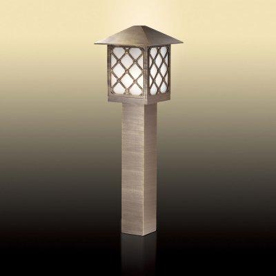 Светильник уличный Odeon light 2649/1AОдиночные столбы<br>Обеспечение качественного уличного освещения – важная задача для владельцев коттеджей. Компания «Светодом» предлагает современные светильники, которые порадуют Вас отличным исполнением. В нашем каталоге представлена продукция известных производителей, пользующихся популярностью благодаря высокому качеству выпускаемых товаров.   Уличный светильник Odeon light 2649/1A не просто обеспечит качественное освещение, но и станет украшением Вашего участка. Модель выполнена из современных материалов и имеет влагозащитный корпус, благодаря которому ей не страшны осадки.   Купить уличный светильник Odeon light 2649/1A , представленный в нашем каталоге, можно с помощью онлайн-формы для заказа. Чтобы задать имеющиеся вопросы, звоните нам по указанным телефонам.<br><br>S освещ. до, м2: до 4<br>Тип цоколя: E27<br>Количество ламп: 1<br>Ширина, мм: 226<br>MAX мощность ламп, Вт: 60<br>Высота, мм: 800<br>Цвет арматуры: коричневый