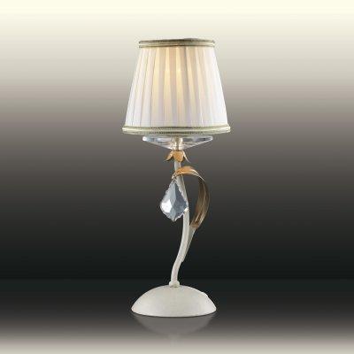 Настольная лампа odeon light 2682/1T DAGURAФлористика<br>Настольная лампа – это не просто источник дополнительного освещения, но и оригинальный элемент декора. Его можно установить в спальне, гостиной, кабинете и других комнатах. Интернет-магазин «Светодом» предлагает настольные лампы разных стилей по доступным ценам. Благодаря большому ассортименту Вы обязательно найдете в нашем каталоге именно ту модель, которую искали.   Настольная лампа Odeon light 2682/1T  – прекрасный вариант для завершения интерьера. Ее можно включить одновременно с люстрой для более яркого освещения или без нее для создания уютной атмосферы, настраивающей на отдых.   Купить настольную лампу Odeon light 2682/1T  Вы можете с помощью виртуальной «Корзины» или по контактным номерам, указанным на сайте.<br><br>S освещ. до, м2: 4<br>Тип лампы: накаливания / энергосбережения / LED-светодиодная<br>Тип цоколя: E14<br>Количество ламп: 1<br>MAX мощность ламп, Вт: 60<br>Диаметр, мм мм: 150<br>Высота, мм: 390<br>Цвет арматуры: бежевый с золотистой патиной