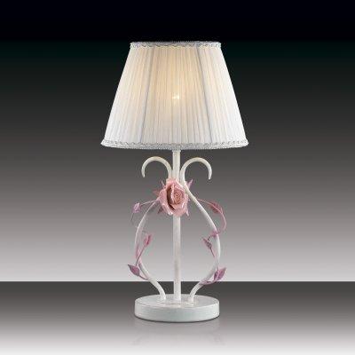 Настольная лампа odeon light 2685/1T PADMAФлористика<br>Настольная лампа – это не просто источник дополнительного освещения, но и оригинальный элемент декора. Его можно установить в спальне, гостиной, кабинете и других комнатах. Интернет-магазин «Светодом» предлагает настольные лампы разных стилей по доступным ценам. Благодаря большому ассортименту Вы обязательно найдете в нашем каталоге именно ту модель, которую искали.   Настольная лампа Odeon light 2685/1T  – прекрасный вариант для завершения интерьера. Ее можно включить одновременно с люстрой для более яркого освещения или без нее для создания уютной атмосферы, настраивающей на отдых.   Купить настольную лампу Odeon light 2685/1T  Вы можете с помощью виртуальной «Корзины» или по контактным номерам, указанным на сайте.<br><br>S освещ. до, м2: 4<br>Тип лампы: накаливания / энергосбережения / LED-светодиодная<br>Тип цоколя: E14<br>Количество ламп: 1<br>MAX мощность ламп, Вт: 60<br>Диаметр, мм мм: 250<br>Высота, мм: 470<br>Цвет арматуры: белый