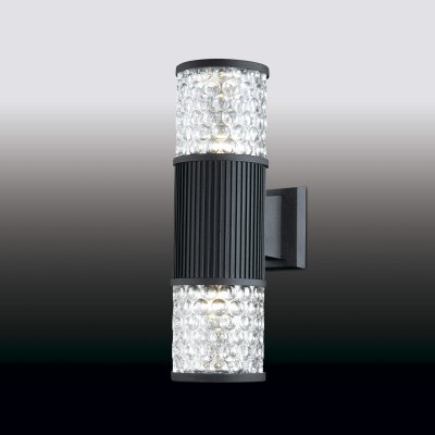 Уличный светильник odeon light 2689/2W PILARНастенные<br>Обеспечение качественного уличного освещения – важная задача для владельцев коттеджей. Компания «Светодом» предлагает современные светильники, которые порадуют Вас отличным исполнением. В нашем каталоге представлена продукция известных производителей, пользующихся популярностью благодаря высокому качеству выпускаемых товаров.   Уличный светильник Odeon light 2689/2W не просто обеспечит качественное освещение, но и станет украшением Вашего участка. Модель выполнена из современных материалов и имеет влагозащитный корпус, благодаря которому ей не страшны осадки.   Купить уличный светильник Odeon light 2689/2W , представленный в нашем каталоге, можно с помощью онлайн-формы для заказа. Чтобы задать имеющиеся вопросы, звоните нам по указанным телефонам.<br><br>S освещ. до, м2: до 8<br>Тип лампы: накаливания / энергосбережения / LED-светодиодная<br>Тип цоколя: E27<br>Количество ламп: 2<br>Ширина, мм: 118<br>MAX мощность ламп, Вт: 60<br>Расстояние от стены, мм: 180<br>Высота, мм: 388<br>Цвет арматуры: черный