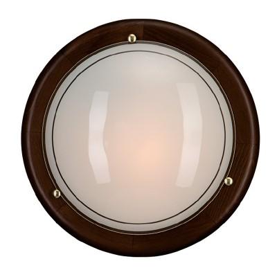 Светильник Сонекс 268 SN15 RIGAКруглые<br>Настенно-потолочные светильники – это универсальные осветительные варианты, которые подходят для вертикального и горизонтального монтажа. В интернет-магазине «Светодом» Вы можете приобрести подобные модели по выгодной стоимости. В нашем каталоге представлены как бюджетные варианты, так и эксклюзивные изделия от производителей, которые уже давно заслужили доверие дизайнеров и простых покупателей.  Настенно-потолочный светильник Сонекс 268 станет прекрасным дополнением к основному освещению. Благодаря качественному исполнению и применению современных технологий при производстве эта модель будет радовать Вас своим привлекательным внешним видом долгое время. Приобрести настенно-потолочный светильник Сонекс 268 можно, находясь в любой точке России.<br><br>S освещ. до, м2: 10<br>Тип лампы: накаливания / энергосбережения / LED-светодиодная<br>Тип цоколя: E27<br>Количество ламп: 2<br>MAX мощность ламп, Вт: 100<br>Цвет арматуры: деревянный