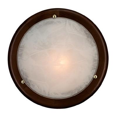 Светильник Сонекс 269 SN15 ALABASTROКруглые<br>Настенно-потолочные светильники – это универсальные осветительные варианты, которые подходят для вертикального и горизонтального монтажа. В интернет-магазине «Светодом» Вы можете приобрести подобные модели по выгодной стоимости. В нашем каталоге представлены как бюджетные варианты, так и эксклюзивные изделия от производителей, которые уже давно заслужили доверие дизайнеров и простых покупателей.  Настенно-потолочный светильник Сонекс 269 станет прекрасным дополнением к основному освещению. Благодаря качественному исполнению и применению современных технологий при производстве эта модель будет радовать Вас своим привлекательным внешним видом долгое время. Приобрести настенно-потолочный светильник Сонекс 269 можно, находясь в любой точке России.<br><br>S освещ. до, м2: 10<br>Тип лампы: накаливания / энергосбережения / LED-светодиодная<br>Тип цоколя: E27<br>Количество ламп: 2<br>MAX мощность ламп, Вт: 100<br>Цвет арматуры: деревянный