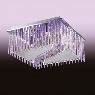 Люстра odeon light 2706/8CL DOMEKAПотолочные<br><br><br>Установка на натяжной потолок: Ограничено<br>S освещ. до, м2: 24<br>Крепление: Планка<br>Тип товара: Люстра<br>Скидка, %: 41<br>Тип лампы: галогенная / LED-светодиодная<br>Тип цоколя: G9<br>Количество ламп: 9<br>Ширина, мм: 480<br>MAX мощность ламп, Вт: 40<br>Длина, мм: 480<br>Высота, мм: 240<br>Цвет арматуры: серебристый