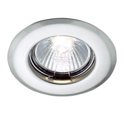 Светильник Markslojd 271941Круглые<br><br><br>Тип лампы: галогенная/LED<br>Тип цоколя: GU10<br>MAX мощность ламп, Вт: 35<br>Диаметр, мм мм: 86<br>Диаметр врезного отверстия, мм: 50<br>Высота, мм: 40