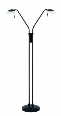 Светильник MarkSlojd  LampGustaf 272406Архив<br><br><br>Тип лампы: галогенная/LED<br>Тип цоколя: GY6.35<br>Количество ламп: 2<br>Ширина, мм: 260<br>MAX мощность ламп, Вт: 50<br>Длина, мм: 600<br>Высота, мм: 1600<br>Цвет арматуры: черный