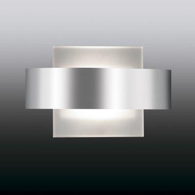 Настенный светильник odeon light 2733/1W GUFIХай-тек<br><br><br>S освещ. до, м2: 6<br>Тип лампы: галогенная / LED-светодиодная<br>Тип цоколя: R7S<br>Количество ламп: 1<br>Ширина, мм: 290<br>MAX мощность ламп, Вт: 100<br>Расстояние от стены, мм: 70<br>Высота, мм: 180<br>Цвет арматуры: серебристый