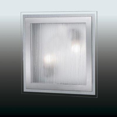 Настенно-потолочный светильник odeon light 2737/2W ULENКвадратные<br>Настенно-потолочные светильники – это универсальные осветительные варианты, которые подходят для вертикального и горизонтального монтажа. В интернет-магазине «Светодом» Вы можете приобрести подобные модели по выгодной стоимости. В нашем каталоге представлены как бюджетные варианты, так и эксклюзивные изделия от производителей, которые уже давно заслужили доверие дизайнеров и простых покупателей.  Настенно-потолочный светильник Odeon light 2737/2W станет прекрасным дополнением к основному освещению. Благодаря качественному исполнению и применению современных технологий при производстве эта модель будет радовать Вас своим привлекательным внешним видом долгое время. Приобрести настенно-потолочный светильник Odeon light 2737/2W можно, находясь в любой точке России.<br><br>S освещ. до, м2: 8<br>Тип лампы: накаливания / энергосбережения / LED-светодиодная<br>Тип цоколя: E27<br>Количество ламп: 2<br>Ширина, мм: 305<br>MAX мощность ламп, Вт: 60<br>Расстояние от стены, мм: 75<br>Высота, мм: 305<br>Цвет арматуры: серый