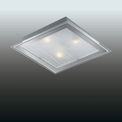 Настенно-потолочный светильник odeon light 2737/3W ULENКвадратные<br>Настенно-потолочные светильники – это универсальные осветительные варианты, которые подходят для вертикального и горизонтального монтажа. В интернет-магазине «Светодом» Вы можете приобрести подобные модели по выгодной стоимости. В нашем каталоге представлены как бюджетные варианты, так и эксклюзивные изделия от производителей, которые уже давно заслужили доверие дизайнеров и простых покупателей.  Настенно-потолочный светильник Odeon light 2737/3W станет прекрасным дополнением к основному освещению. Благодаря качественному исполнению и применению современных технологий при производстве эта модель будет радовать Вас своим привлекательным внешним видом долгое время. Приобрести настенно-потолочный светильник Odeon light 2737/3W можно, находясь в любой точке России.<br><br>S освещ. до, м2: 12<br>Тип лампы: накаливания / энергосбережения / LED-светодиодная<br>Тип цоколя: E27<br>Количество ламп: 3<br>Ширина, мм: 365<br>MAX мощность ламп, Вт: 60<br>Длина, мм: 365<br>Высота, мм: 75<br>Цвет арматуры: серый