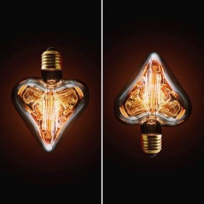 Ретро лампа Loft it 2740-HЛампы накаливания ретро стиля<br><br><br>Тип цоколя: E27<br>MAX мощность ламп, Вт: 40
