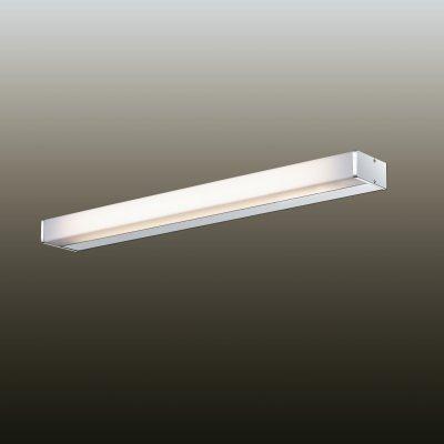 Настенный светильник odeon light 2741/1W GILЛюминесцентные светильники с лампой Т5<br><br><br>S освещ. до, м2: до 0<br>Тип лампы: люминесцентная T5<br>Тип цоколя: G13<br>Цвет арматуры: белый<br>Количество ламп: 1<br>Ширина, мм: 580<br>Расстояние от стены, мм: 80<br>Высота, мм: 40<br>MAX мощность ламп, Вт: 14