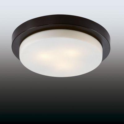 Настенно-потолочный светильник odeon light 2744/3C HOLGERКруглые<br>Настенно-потолочные светильники – это универсальные осветительные варианты, которые подходят для вертикального и горизонтального монтажа. В интернет-магазине «Светодом» Вы можете приобрести подобные модели по выгодной стоимости. В нашем каталоге представлены как бюджетные варианты, так и эксклюзивные изделия от производителей, которые уже давно заслужили доверие дизайнеров и простых покупателей.  Настенно-потолочный светильник Odeon light 2744/3C станет прекрасным дополнением к основному освещению. Благодаря качественному исполнению и применению современных технологий при производстве эта модель будет радовать Вас своим привлекательным внешним видом долгое время. Приобрести настенно-потолочный светильник Odeon light 2744/3C можно, находясь в любой точке России.<br><br>S освещ. до, м2: 8<br>Тип лампы: накаливания / энергосбережения / LED-светодиодная<br>Тип цоколя: E14<br>Количество ламп: 3<br>MAX мощность ламп, Вт: 40<br>Диаметр, мм мм: 330<br>Высота, мм: 70<br>Цвет арматуры: черный