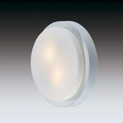 Настенно-потолочный светильник odeon light 2745/2C HOLGERКруглые<br>Настенно-потолочные светильники – это универсальные осветительные варианты, которые подходят для вертикального и горизонтального монтажа. В интернет-магазине «Светодом» Вы можете приобрести подобные модели по выгодной стоимости. В нашем каталоге представлены как бюджетные варианты, так и эксклюзивные изделия от производителей, которые уже давно заслужили доверие дизайнеров и простых покупателей.  Настенно-потолочный светильник Odeon light 2745/2C  станет прекрасным дополнением к основному освещению. Благодаря качественному исполнению и применению современных технологий при производстве эта модель будет радовать Вас своим привлекательным внешним видом долгое время. Приобрести настенно-потолочный светильник Odeon light 2745/2C  можно, находясь в любой точке России. Компания «Светодом» осуществляет доставку заказов не только по Москве и Екатеринбургу, но и в остальные города.<br><br>S освещ. до, м2: 5<br>Тип лампы: накаливания / энергосбережения / LED-светодиодная<br>Тип цоколя: E14<br>Количество ламп: 2<br>MAX мощность ламп, Вт: 40<br>Диаметр, мм мм: 280<br>Высота, мм: 65<br>Цвет арматуры: серебристый