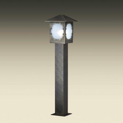 Уличный светильник odeon light 2747/1A VISMAОдиночные столбы<br>Обеспечение качественного уличного освещения – важная задача для владельцев коттеджей. Компания «Светодом» предлагает современные светильники, которые порадуют Вас отличным исполнением. В нашем каталоге представлена продукция известных производителей, пользующихся популярностью благодаря высокому качеству выпускаемых товаров.   Уличный светильник Odeon light 2747/1A не просто обеспечит качественное освещение, но и станет украшением Вашего участка. Модель выполнена из современных материалов и имеет влагозащитный корпус, благодаря которому ей не страшны осадки.   Купить уличный светильник Odeon light 2747/1A , представленный в нашем каталоге, можно с помощью онлайн-формы для заказа. Чтобы задать имеющиеся вопросы, звоните нам по указанным телефонам.<br><br>S освещ. до, м2: до 4<br>Тип лампы: накаливания / энергосбережения / LED-светодиодная<br>Тип цоколя: E27<br>Количество ламп: 1<br>Ширина, мм: 226<br>MAX мощность ламп, Вт: 60<br>Длина, мм: 226<br>Высота, мм: 1200<br>Цвет арматуры: бронзовый