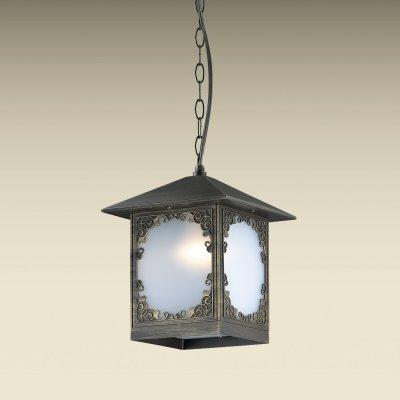 Уличный светильник odeon light 2747/1C VISMAПодвесные<br>Обеспечение качественного уличного освещения – важная задача для владельцев коттеджей. Компания «Светодом» предлагает современные светильники, которые порадуют Вас отличным исполнением. В нашем каталоге представлена продукция известных производителей, пользующихся популярностью благодаря высокому качеству выпускаемых товаров.   Уличный светильник Odeon light 2747/1C не просто обеспечит качественное освещение, но и станет украшением Вашего участка. Модель выполнена из современных материалов и имеет влагозащитный корпус, благодаря которому ей не страшны осадки.   Купить уличный светильник Odeon light 2747/1C , представленный в нашем каталоге, можно с помощью онлайн-формы для заказа. Чтобы задать имеющиеся вопросы, звоните нам по указанным телефонам. Мы доставим Ваш заказ не только в Москву и Екатеринбург, но и другие города.<br><br>S освещ. до, м2: до 4<br>Тип лампы: накаливания / энергосбережения / LED-светодиодная<br>Тип цоколя: E27<br>Количество ламп: 1<br>Ширина, мм: 226<br>MAX мощность ламп, Вт: 60<br>Длина, мм: 226<br>Высота, мм: 400 - 1200<br>Цвет арматуры: бронзовый