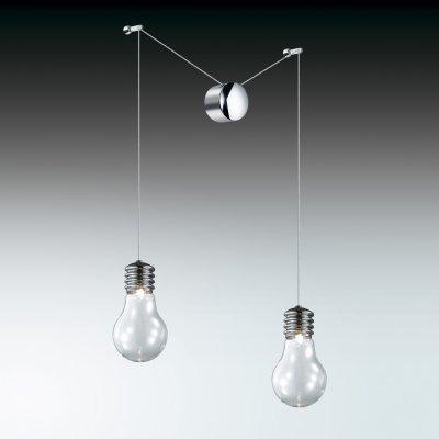 Настенный светильник odeon light 2748/2W NORINХай-тек<br><br><br>S освещ. до, м2: 4<br>Тип лампы: галогенная / LED-светодиодная<br>Тип цоколя: G4<br>Количество ламп: 2<br>Ширина, мм: 500<br>MAX мощность ламп, Вт: 35<br>Расстояние от стены, мм: 80<br>Высота, мм: 500<br>Цвет арматуры: серебристый