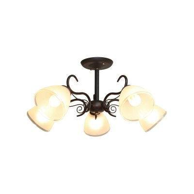 Люстра потолочная Marsell 277/5PF-BlackОжидается<br><br><br>Крепление: Крепежная планка<br>Тип цоколя: E27<br>Цвет арматуры: Черный<br>Количество ламп: 5<br>Диаметр, мм мм: 690<br>Высота, мм: 250<br>Оттенок (цвет): Белый<br>MAX мощность ламп, Вт: 60
