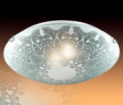 Светильник Сонекс 278 PAROLEКруглые<br>Настенно-потолочные светильники – это универсальные осветительные варианты, которые подходят для вертикального и горизонтального монтажа. В интернет-магазине «Светодом» Вы можете приобрести подобные модели по выгодной стоимости. В нашем каталоге представлены как бюджетные варианты, так и эксклюзивные изделия от производителей, которые уже давно заслужили доверие дизайнеров и простых покупателей. <br>Настенно-потолочный светильник Сонекс 278 станет прекрасным дополнением к основному освещению. Благодаря качественному исполнению и применению современных технологий при производстве эта модель будет радовать Вас своим привлекательным внешним видом долгое время. <br>Приобрести настенно-потолочный светильник Сонекс 278 можно, находясь в любой точке России.<br><br>S освещ. до, м2: 10<br>Тип лампы: Накаливания / энергосбережения / светодиодная<br>Тип цоколя: E27<br>Цвет арматуры: серебристый<br>Количество ламп: 2<br>Диаметр, мм мм: 400<br>Расстояние от стены, мм: 150<br>MAX мощность ламп, Вт: 100