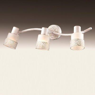 Светильник подсветка odeon light 2786/3W MATISOТройные<br>Светильники-споты – это оригинальные изделия с современным дизайном. Они позволяют не ограничивать свою фантазию при выборе освещения для интерьера. Такие модели обеспечивают достаточно качественный свет. Благодаря компактным размерам Вы можете использовать несколько спотов для одного помещения.  Интернет-магазин «Светодом» предлагает необычный светильник-спот Odeon light 2786/3W по привлекательной цене. Эта модель станет отличным дополнением к люстре, выполненной в том же стиле. Перед оформлением заказа изучите характеристики изделия.  Купить светильник-спот Odeon light 2786/3W в нашем онлайн-магазине Вы можете либо с помощью формы на сайте, либо по указанным выше телефонам. Обратите внимание, что у нас склады не только в Москве и Екатеринбурге, но и других городах России.<br><br>S освещ. до, м2: 8<br>Тип лампы: накал-я - энергосбер-я<br>Тип цоколя: E14<br>Количество ламп: 3<br>Ширина, мм: 540<br>MAX мощность ламп, Вт: 40<br>Расстояние от стены, мм: 170<br>Высота, мм: 120<br>Цвет арматуры: белый