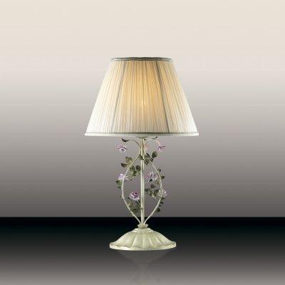 Настольная лампа odeon light 2796/1T TENDERФлористика<br>Настольная лампа – это не просто источник дополнительного освещения, но и оригинальный элемент декора. Его можно установить в спальне, гостиной, кабинете и других комнатах. Интернет-магазин «Светодом» предлагает настольные лампы разных стилей по доступным ценам. Благодаря большому ассортименту Вы обязательно найдете в нашем каталоге именно ту модель, которую искали.   Настольная лампа Odeon light 2796/1T  – прекрасный вариант для завершения интерьера. Ее можно включить одновременно с люстрой для более яркого освещения или без нее для создания уютной атмосферы, настраивающей на отдых.   Купить настольную лампу Odeon light 2796/1T  Вы можете с помощью виртуальной «Корзины» или по контактным номерам, указанным на сайте.<br><br>S освещ. до, м2: 4<br>Тип лампы: накаливания / энергосбережения / LED-светодиодная<br>Тип цоколя: E27<br>Количество ламп: 1<br>MAX мощность ламп, Вт: 60<br>Диаметр, мм мм: 310<br>Высота, мм: 520<br>Цвет арматуры: бежевый