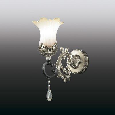 Подвесной светильник odeon light 2801/1W TAKALAКлассика<br><br><br>S освещ. до, м2: 4<br>Тип товара: Светильник настенный бра<br>Тип лампы: накаливания / энергосбережения / LED-светодиодная<br>Тип цоколя: E27<br>Количество ламп: 1<br>Ширина, мм: 160<br>MAX мощность ламп, Вт: 60<br>Расстояние от стены, мм: 320<br>Высота, мм: 390<br>Цвет арматуры: коричневый