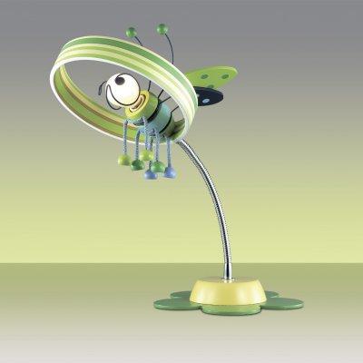 Настольная лампа odeon light 2805/1T ARLIДля детской<br>Настольная лампа – это не просто источник дополнительного освещения, но и оригинальный элемент декора. Его можно установить в спальне, гостиной, кабинете и других комнатах. Интернет-магазин «Светодом» предлагает настольные лампы разных стилей по доступным ценам. Благодаря большому ассортименту Вы обязательно найдете в нашем каталоге именно ту модель, которую искали.   Настольная лампа Odeon light 2805/1T  – прекрасный вариант для завершения интерьера. Ее можно включить одновременно с люстрой для более яркого освещения или без нее для создания уютной атмосферы, настраивающей на отдых.   Купить настольную лампу Odeon light 2805/1T  Вы можете с помощью виртуальной «Корзины» или по контактным номерам, указанным на сайте.<br><br>S освещ. до, м2: 2<br>Тип лампы: накал-я - энергосбер-я<br>Тип цоколя: E14<br>Количество ламп: 1<br>MAX мощность ламп, Вт: 40<br>Диаметр, мм мм: 175<br>Высота, мм: 505
