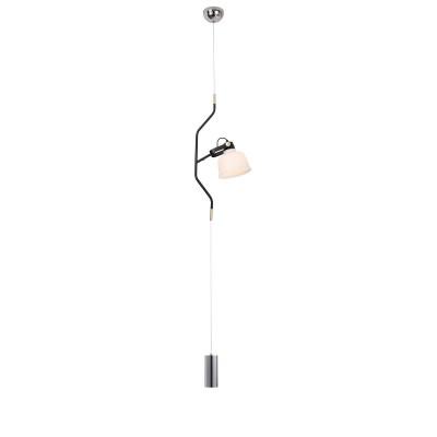 Omnilux OML-28216-01 Светильникодиночные подвесные светильники<br>Подвесной светильник – это универсальный вариант, подходящий для любой комнаты. Сегодня производители предлагают огромный выбор таких моделей по самым разным ценам. В каталоге интернет-магазина «Светодом» мы собрали большое количество интересных и оригинальных светильников по выгодной стоимости. Вы можете приобрести их в Москве, Екатеринбурге и любом другом городе России.  Подвесной светильник Omnilux OML-28216-01 сразу же привлечет внимание Ваших гостей благодаря стильному исполнению. Благородный дизайн позволит использовать эту модель практически в любом интерьере. Она обеспечит достаточно света и при этом легко монтируется. Чтобы купить подвесной светильник Omnilux OML-28216-01, воспользуйтесь формой на нашем сайте или позвоните менеджерам интернет-магазина.<br><br>S освещ. до, м2: 2<br>Тип цоколя: E14<br>Цвет арматуры: черный<br>Количество ламп: 1<br>Ширина, мм: 300<br>Длина цепи/провода, мм: 1380<br>Высота, мм: 820<br>MAX мощность ламп, Вт: 40
