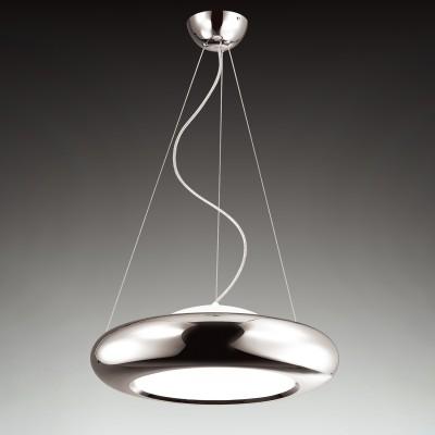 Светильник подвесной Odeon light 2869/28L TARONПодвесные<br>В данном разделе интернет-магазина Светодом Вы сможете купить для освещения дома грациозную модель - Люстра 2869/42L серии Taron выполнена в стиле Modern. Люстра изготовлена из металла с хромовым покрытием. Необычный, современный дизайн люстры станет прекрасным дополнением вашего интерьера. LED. Мощность 1х28W 12V. Тип крепления планка. Нет ламп в комплекте.<br><br>Установка на натяжной потолок: Да<br>S освещ. до, м2: 11<br>Крепление: Планка<br>Тип лампы: LED<br>Тип цоколя: LED<br>Цвет арматуры: серебристый<br>Количество ламп: 28<br>Диаметр, мм мм: 450<br>Оттенок (цвет): серебристый хром<br>MAX мощность ламп, Вт: 28