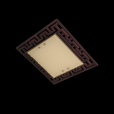 Светильник Евросвет 2870/3 хром/венгеКвадратные<br>Настенно-потолочные светильники – это универсальные осветительные варианты, которые подходят для вертикального и горизонтального монтажа. В интернет-магазине «Светодом» Вы можете приобрести подобные модели по выгодной стоимости. В нашем каталоге представлены как бюджетные варианты, так и эксклюзивные изделия от производителей, которые уже давно заслужили доверие дизайнеров и простых покупателей.  Настенно-потолочный светильник Евросвет 2870/3 станет прекрасным дополнением к основному освещению. Благодаря качественному исполнению и применению современных технологий при производстве эта модель будет радовать Вас своим привлекательным внешним видом долгое время.  Приобрести настенно-потолочный светильник Евросвет 2870/3 можно, находясь в любой точке России.<br><br>S освещ. до, м2: 12<br>Тип лампы: накаливания / энергосбережения / LED-светодиодная<br>Тип цоколя: E14<br>Количество ламп: 3<br>Ширина, мм: 400<br>MAX мощность ламп, Вт: 60<br>Длина, мм: 400<br>Высота, мм: 90<br>Цвет арматуры: коричневый