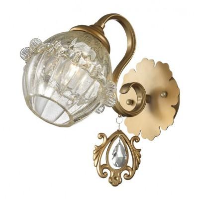 Купить Светильник настенный бра Odeon light 2887/1W FOLLA, Китай, плафон