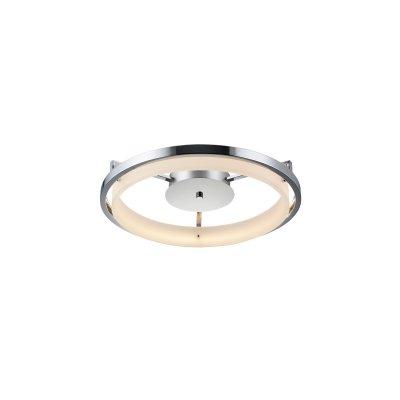 Светильник потолочный Ringa 291/35PF-LEDChromeОжидается<br><br><br>Крепление: Крепежная планка<br>Тип цоколя: LED<br>Цвет арматуры: Хром<br>Диаметр, мм мм: 395<br>Высота, мм: 95<br>Оттенок (цвет): Белый<br>MAX мощность ламп, Вт: 21
