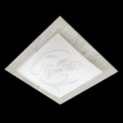 Светильник бабочка Eurosvet 2962/3 хром/серыйКвадратные<br>Оригинальный потолочный светильник с узором элегантной бабочки на фоне беленого дерева отлично впишется в интерьер со светлыми тонами, например прихожей или гостиной.<br><br>S освещ. до, м2: 12<br>Тип лампы: накаливания / энергосбережения / LED-светодиодная<br>Тип цоколя: E27<br>Количество ламп: 3<br>Ширина, мм: 400<br>MAX мощность ламп, Вт: 60<br>Длина, мм: 400<br>Высота, мм: 110