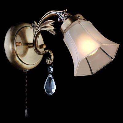 Светильник бра Евросвет 29803/1 античная бронзаРустика<br><br><br>Тип лампы: накаливания / энергосбережения / LED-светодиодная<br>Тип цоколя: E27<br>Количество ламп: 1/1<br>Ширина, мм: 280<br>MAX мощность ламп, Вт: 60<br>Длина, мм: 120<br>Высота, мм: 200<br>Цвет арматуры: бронзовый