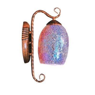 Бра Этника 3-8034-1-BKS E27 МаксисветОжидается<br><br><br>S освещ. до, м2: 3<br>Тип цоколя: E27<br>Цвет арматуры: Патинированный<br>Количество ламп: 1<br>Ширина, мм: 210<br>Высота полная, мм: 330<br>Длина, мм: 145<br>Оттенок (цвет): Разноцветный