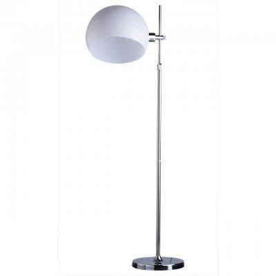 Торшер напольный Mw light 300042401 ТехноСовременные<br>Описание модели 300042401: Оригинальный светильник из коллекции «Техно» удачно впишется в любой современный интерьер и даст возможность правильно расставить акценты в освещении комнаты. Плафоны из белого акрила сферической формы, в сочетании с хромированным основанием из металла, подчеркнуто функциональны. Вращая плафоны по кругу, меняя их высоту, можно изменять направление света, тем самым создавая неповторимую атмосферу. Отсутствие лишних деталей и чрезмерного декора не будут отвлекать и настроят на рабочий лад. Рекомендуемая площадь освещения порядка 3 кв.м.<br><br>S освещ. до, м2: 3<br>Тип лампы: Накаливания / энергосбережения / светодиодная<br>Тип цоколя: E27<br>Цвет арматуры: серебристый<br>Количество ламп: 1<br>Ширина, мм: 250<br>Длина, мм: 370<br>Высота, мм: 1840<br>MAX мощность ламп, Вт: 60<br>Общая мощность, Вт: 60