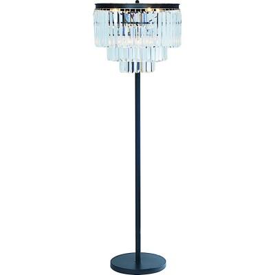 Торшер Divinare 3001/01 PN-6Хрустальные<br>Торшер – это не просто функциональный предмет интерьера, позволяющий обеспечить дополнительное освещение, но и оригинальный декоративный элемент. Интернет-магазин «Светодом» предлагает стильные модели от известных производителей по доступным ценам. У нас Вы найдете и классические напольные светильники, и современные варианты.  Торшер Divinare 3001/01 PN-6 сразу же привлекает внимание благодаря своему необычному дизайну. Модель выполнена из качественных материалов, что обеспечит ее надежную и долговечную работу. Такой напольный светильник можно использовать для интерьера не только гостиной, но и спальни или кабинета.  Купить торшер Divinare 3001/01 PN-6 по выгодной стоимости Вы можете с помощью нашего сайта. У нас склады в Москве, Екатеринбурге, Санкт-Петербурге, Новосибирске и другим городам России.<br><br>Тип цоколя: E14<br>Количество ламп: 6<br>Ширина, мм: 500<br>MAX мощность ламп, Вт: 40<br>Диаметр, мм мм: 500<br>Высота, мм: 1600<br>Цвет арматуры: ЧЕРНО-ЗОЛОТОЙ