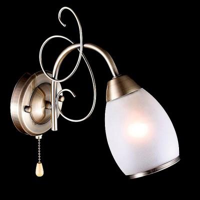 Светильник Евросвет 30016/1 античная бронзаМодерн<br><br><br>Тип лампы: Накаливания / энергосбережения / светодиодная<br>Тип цоколя: E27<br>Количество ламп: 1<br>Ширина, мм: 110<br>MAX мощность ламп, Вт: 60<br>Длина, мм: 260<br>Высота, мм: 250<br>Цвет арматуры: бронзовый