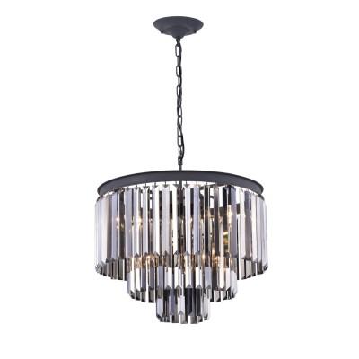 Светильник Divinare 3002/05 SP-9Ожидается<br><br><br>Тип цоколя: E14<br>Количество ламп: 9<br>MAX мощность ламп, Вт: 40W