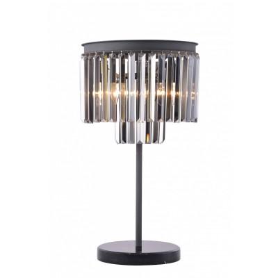 Светильник Divinare 3002/05 TL-3хрустальные настольные лампы<br><br><br>Тип цоколя: E14<br>Количество ламп: 3<br>MAX мощность ламп, Вт: 40W