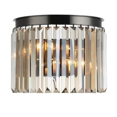 Светильник Divinare 3002/06 AP-2Хрустальные<br><br><br>Тип цоколя: E14<br>Количество ламп: 2<br>MAX мощность ламп, Вт: 40W