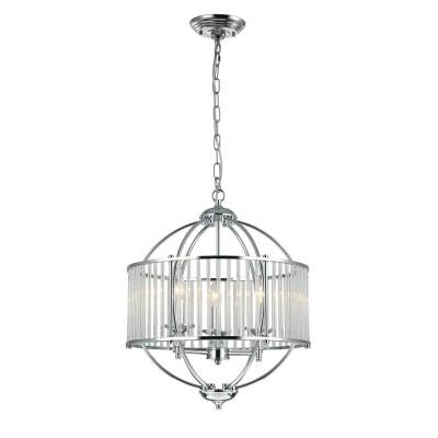Светильник Divinare 3004/02 SP-3Подвесные<br><br><br>Установка на натяжной потолок: Да<br>S освещ. до, м2: 6<br>Тип цоколя: E27<br>Количество ламп: 3<br>MAX мощность ламп, Вт: 60W