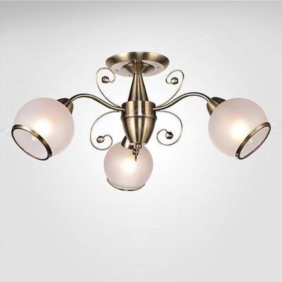 Евросвет 30072/3 античная бронзаПотолочные<br><br><br>Тип лампы: Накаливания / энергосбережения / светодиодная<br>Тип цоколя: E14<br>Количество ламп: 3<br>MAX мощность ламп, Вт: 60<br>Диаметр, мм мм: 500<br>Высота, мм: 190