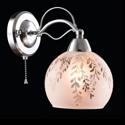Светильник Евросвет 30095/1 хромСовременные<br><br><br>Тип лампы: Накаливания / энергосбережения / светодиодная<br>Тип цоколя: E27<br>Количество ламп: 1<br>Ширина, мм: 150<br>MAX мощность ламп, Вт: 40<br>Длина, мм: 220<br>Высота, мм: 240<br>Цвет арматуры: серебристый хром
