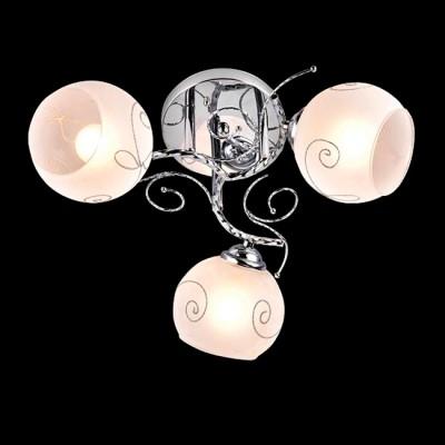 Светильник Евросвет 30096/3 хромПотолочные<br>Компания «Светодом» предлагает широкий ассортимент люстр от известных производителей. Представленные в нашем каталоге товары выполнены из современных материалов и обладают отличным качеством. Благодаря широкому ассортименту Вы сможете найти у нас люстру под любой интерьер. Мы предлагаем как классические варианты, так и современные модели, отличающиеся лаконичностью и простотой форм.  Стильная люстра Евросвет 30096/3 станет украшением любого дома. Эта модель от известного производителя не оставит равнодушным ценителей красивых и оригинальных предметов интерьера. Люстра Евросвет 30096/3 обеспечит равномерное распределение света по всей комнате. При выборе обратите внимание на характеристики, позволяющие приобрести наиболее подходящую модель. Купить понравившуюся люстру по доступной цене Вы можете в интернет-магазине «Светодом».<br><br>S освещ. до, м2: 9<br>Тип лампы: Накаливания / энергосбережения / светодиодная<br>Тип цоколя: E27<br>Количество ламп: 3<br>MAX мощность ламп, Вт: 60<br>Диаметр, мм мм: 390<br>Высота, мм: 220<br>Цвет арматуры: серебристый