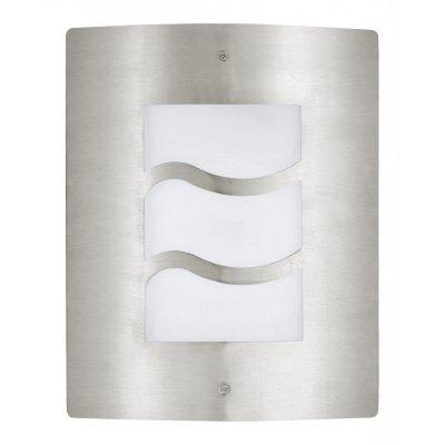Eglo CITY 1 30193 светильник уличныйуличные настенные светильники<br>Обеспечение качественного уличного освещения – важная задача для владельцев коттеджей. Компания «Светодом» предлагает современные светильники, которые порадуют Вас отличным исполнением. В нашем каталоге представлена продукция известных производителей, пользующихся популярностью благодаря высокому качеству выпускаемых товаров.   Уличный светильник Eglo 30193 не просто обеспечит качественное освещение, но и станет украшением Вашего участка. Модель выполнена из современных материалов и имеет влагозащитный корпус, благодаря которому ей не страшны осадки.   Купить уличный светильник Eglo 30193, представленный в нашем каталоге, можно с помощью онлайн-формы для заказа. Чтобы задать имеющиеся вопросы, звоните нам по указанным телефонам.<br><br>Тип лампы: накаливания / энергосбережения / LED-светодиодная<br>Тип цоколя: E27<br>Цвет арматуры: серебристый<br>Длина, мм: 230<br>Расстояние от стены, мм: 90<br>Высота, мм: 300<br>Оттенок (цвет): белый<br>MAX мощность ламп, Вт: 60<br>Общая мощность, Вт: 2