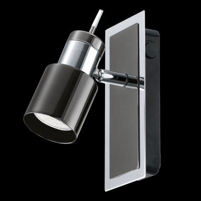 Eglo DAVIDA 1 30832 Светильник поворотный спотОдиночные<br>Светильники-споты – это оригинальные изделия с современным дизайном. Они позволяют не ограничивать свою фантазию при выборе освещения для интерьера. Такие модели обеспечивают достаточно качественный свет. Благодаря компактным размерам Вы можете использовать несколько спотов для одного помещения.  Интернет-магазин «Светодом» предлагает необычный светильник-спот Eglo 30832 по привлекательной цене. Эта модель станет отличным дополнением к люстре, выполненной в том же стиле. Перед оформлением заказа изучите характеристики изделия.  Купить светильник-спот Eglo 30832 в нашем онлайн-магазине Вы можете либо с помощью формы на сайте, либо по указанным выше телефонам. Обратите внимание, что у нас склады не только в Москве и Екатеринбурге, но и других городах России.<br><br>Цветовая t, К: 3000 (теплый белый)<br>Тип лампы: галогенная / LED-светодиодная<br>Тип цоколя: GU10<br>Ширина, мм: 70<br>MAX мощность ламп, Вт: 2<br>Размеры основания, мм: 0<br>Длина, мм: 165<br>Цвет арматуры: черный<br>Общая мощность, Вт: 1X5W