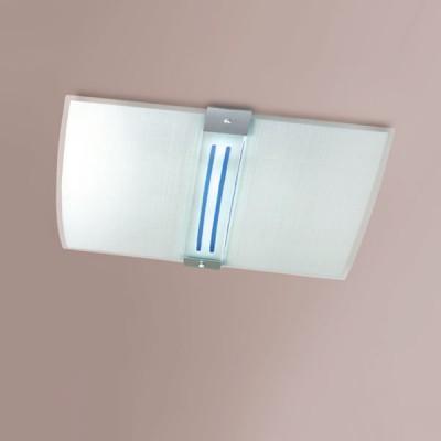 Светильник Сонекс 4110 хром DEcoПрямоугольные<br>Настенно потолочный светильник Сонекс (Sonex) 4110 подходит как для установки в вертикальном положении - на стены, так и для установки в горизонтальном - на потолок. Для установки настенно потолочных светильников на натяжной потолок необходимо использовать светодиодные лампы LED, которые экономнее ламп Ильича (накаливания) в 10 раз, выделяют мало тепла и не дадут расплавиться Вашему потолку.<br><br>S освещ. до, м2: 26<br>Тип лампы: накаливания / энергосбережения / LED-светодиодная<br>Тип цоколя: E27<br>Количество ламп: 4<br>Ширина, мм: 450<br>MAX мощность ламп, Вт: 100<br>Высота, мм: 370<br>Цвет арматуры: серебристый
