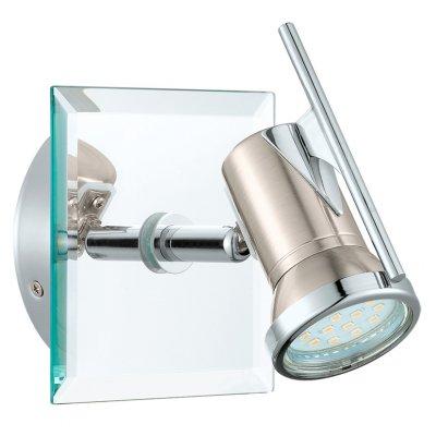 Eglo TAMARA 1 31265 Светильник поворотный спотОдиночные<br>Светильники-споты – это оригинальные изделия с современным дизайном. Они позволяют не ограничивать свою фантазию при выборе освещения для интерьера. Такие модели обеспечивают достаточно качественный свет. Благодаря компактным размерам Вы можете использовать несколько спотов для одного помещения.  Интернет-магазин «Светодом» предлагает необычный светильник-спот Eglo 31265 по привлекательной цене. Эта модель станет отличным дополнением к люстре, выполненной в том же стиле. Перед оформлением заказа изучите характеристики изделия.  Купить светильник-спот Eglo 31265 в нашем онлайн-магазине Вы можете либо с помощью формы на сайте, либо по указанным выше телефонам. Обратите внимание, что у нас склады не только в Москве и Екатеринбурге, но и других городах России.<br><br>S освещ. до, м2: 1<br>Тип лампы: LED - светодиодная<br>Тип цоколя: GU10<br>Цвет арматуры: серый<br>Ширина, мм: 110<br>Размеры основания, мм: 0<br>Длина, мм: 110<br>MAX мощность ламп, Вт: 2<br>Общая мощность, Вт: 1X2,5W