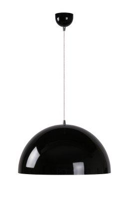 Светильник подвесной Lucide 31410/50/30 RIVA черныйОдиночные<br>Подвесной светильник – это универсальный вариант, подходящий для любой комнаты. Сегодня производители предлагают огромный выбор таких моделей по самым разным ценам. В каталоге интернет-магазина «Светодом» мы собрали большое количество интересных и оригинальных светильников по выгодной стоимости. Вы можете приобрести их в Москве, Екатеринбурге и любом другом городе России.  Подвесной светильник Lucide 31410/50/30 сразу же привлечет внимание Ваших гостей благодаря стильному исполнению. Благородный дизайн позволит использовать эту модель практически в любом интерьере. Она обеспечит достаточно света и при этом легко монтируется. Чтобы купить подвесной светильник Lucide 31410/50/30, воспользуйтесь формой на нашем сайте или позвоните менеджерам интернет-магазина.<br><br>S освещ. до, м2: 3<br>Тип лампы: накаливания / энергосбережения / LED-светодиодная<br>Тип цоколя: E27<br>Цвет арматуры: черный<br>Количество ламп: 1<br>Диаметр, мм мм: 500<br>Высота, мм: 1500<br>Оттенок (цвет): черный<br>MAX мощность ламп, Вт: 60